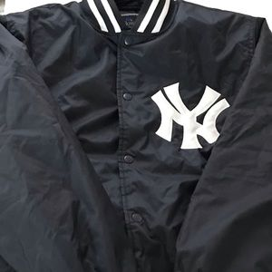Holloway New York Yankee jacket